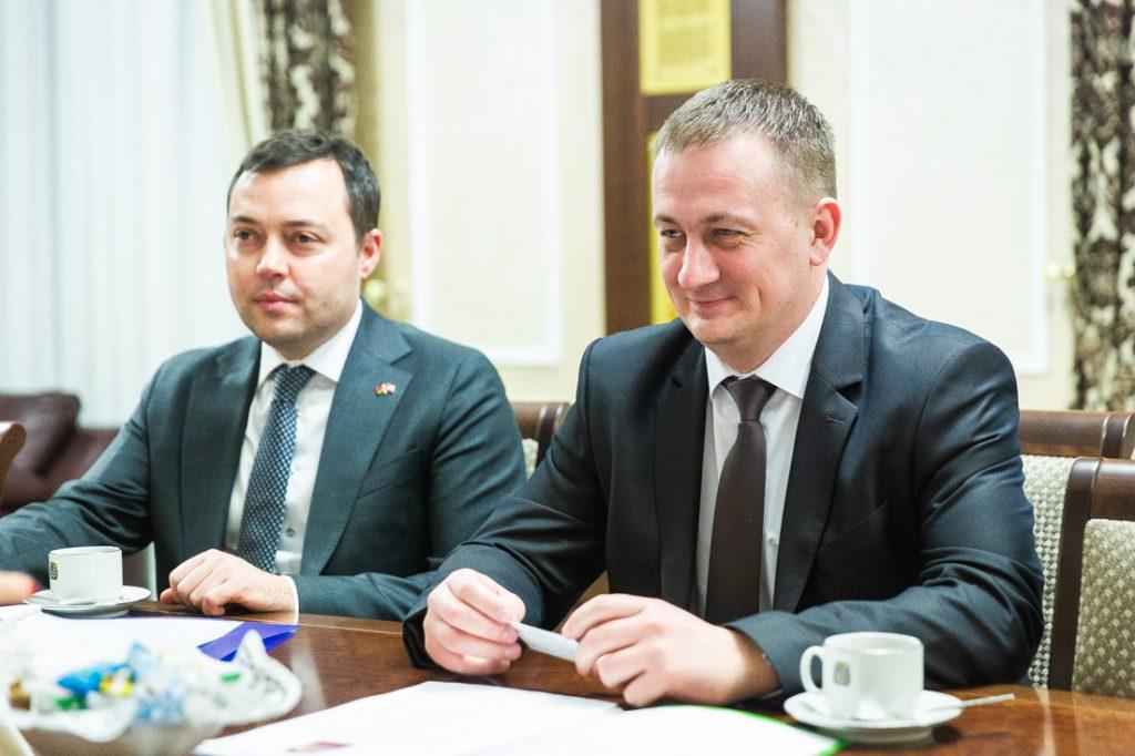 Минская область и Швейцария будут развивать отношения в сферах образования, туризма и здравоохранения