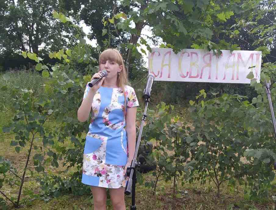 Свята вёскі адзначылі ў Матыках (фота)