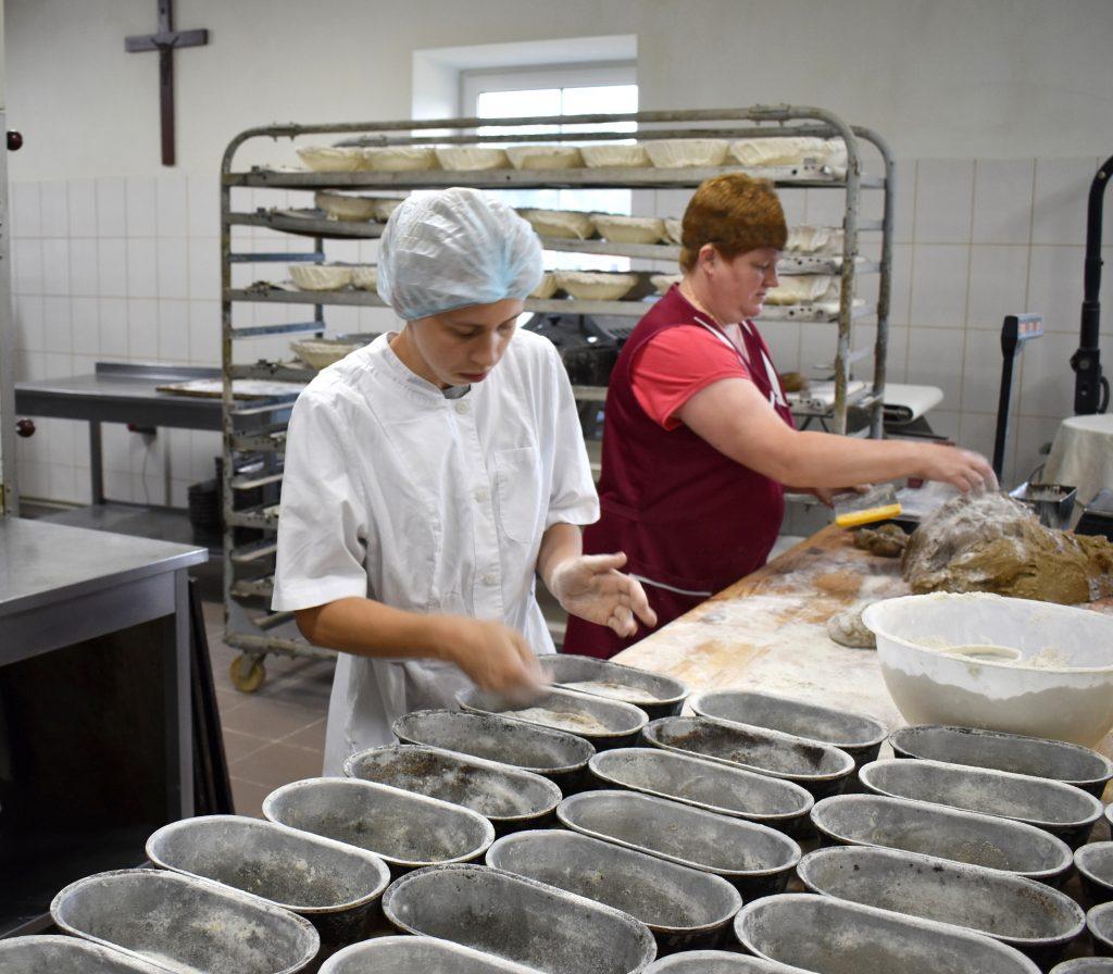 """Хлеб — усяму галава, або свежая """"Чыабата"""" з Камарова на сняданак"""