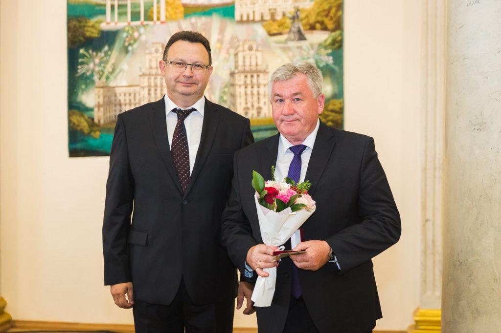 В Минске наградили медработников столичного региона. Среди награждённых — и наш земляк