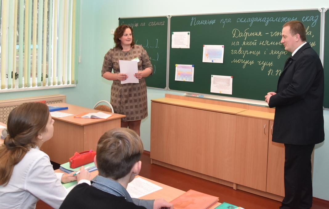 У Занарачы ўрачыста адкрылі новы будынак школы (фота)