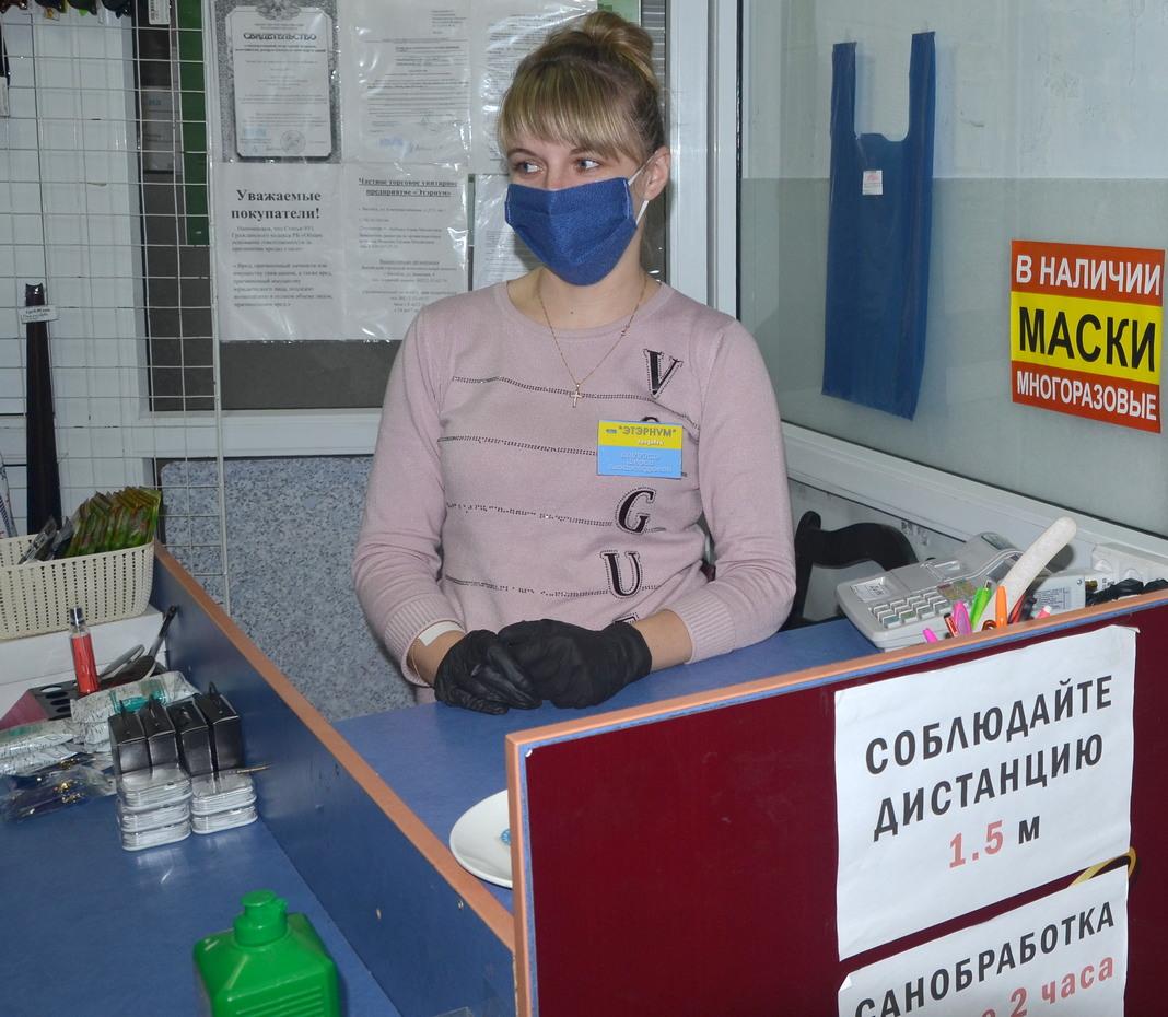 Як выконваюцца рэкамендацыі па прафілактыцы каранавіруснай інфекцыі ў Мядзеле (фота)