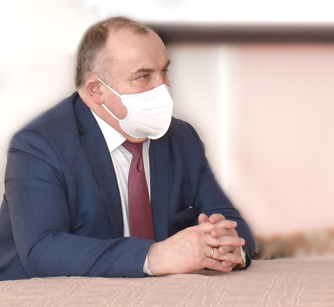 З працоўнымі калектывамі сустрэліся Іван Маркевіч і Анатолій Вайнілка