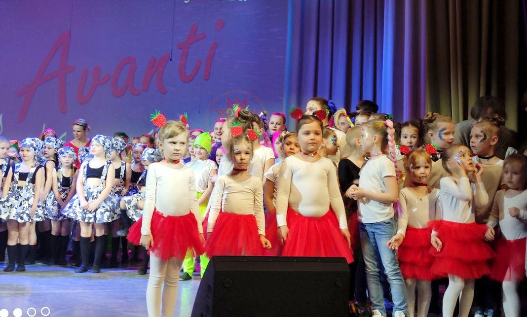 Дзеці з «Art Studia. Naroch» сталі лаўрэатамі і дыпламантамі конкурсу «Avanti» (фота)
