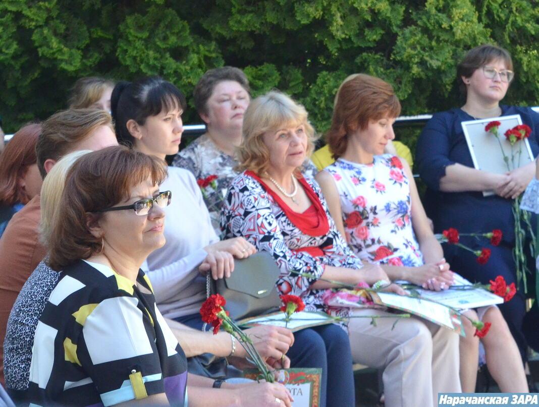 Медыкаў Мядзельшчыны павіншавалі з прафесійным святам (фота)