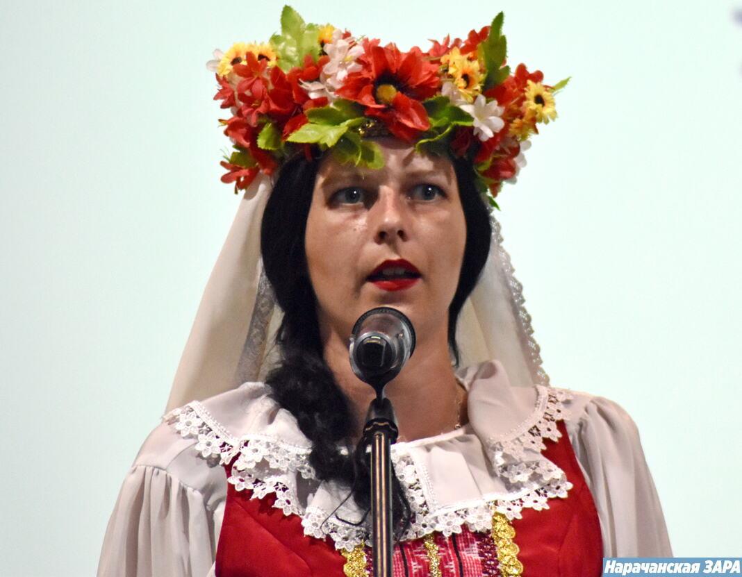 У Мядзеле пачалася конкурсная праграма Рэспубліканскага фестывалю «Пеўчае поле» (фота, відэа)