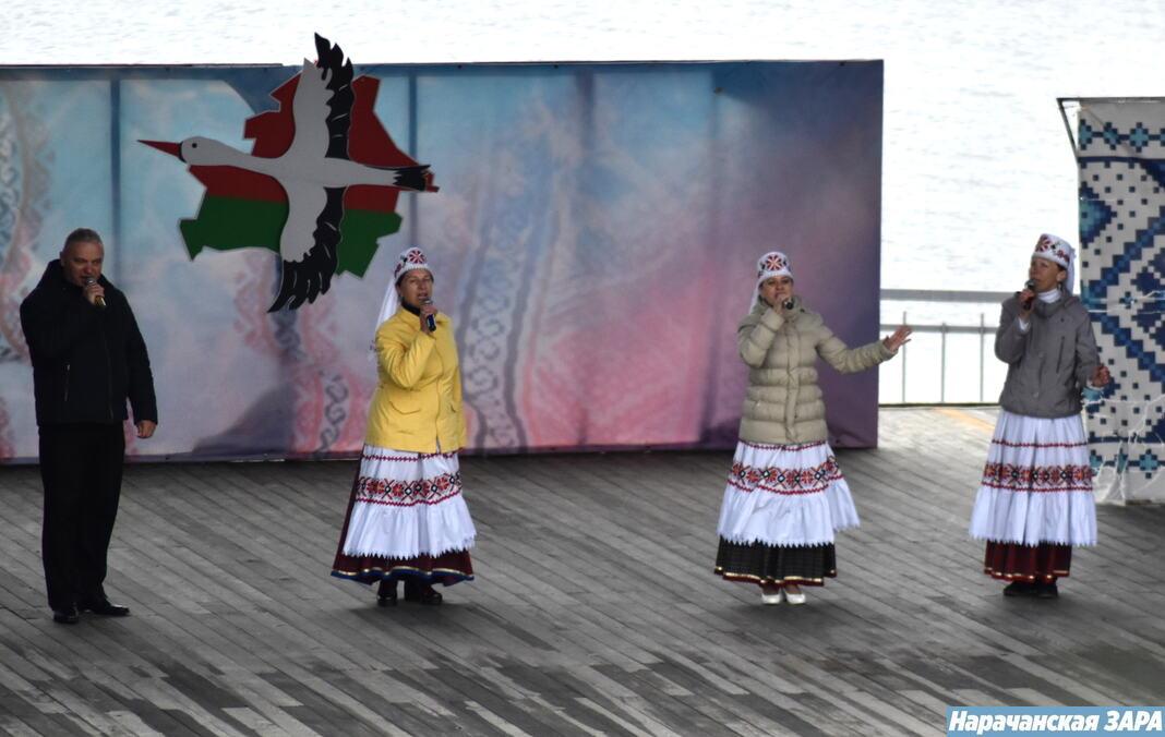 Мядзельшчына святкуе Дзень народнага адзінства (фота)