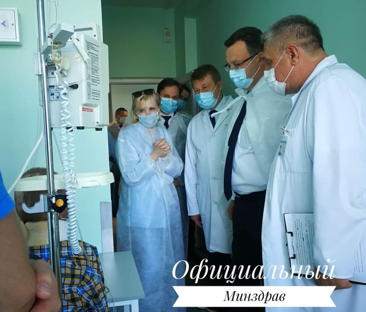 Состоялся очередной консилиум специалистов по лечению Ромы Когодовского