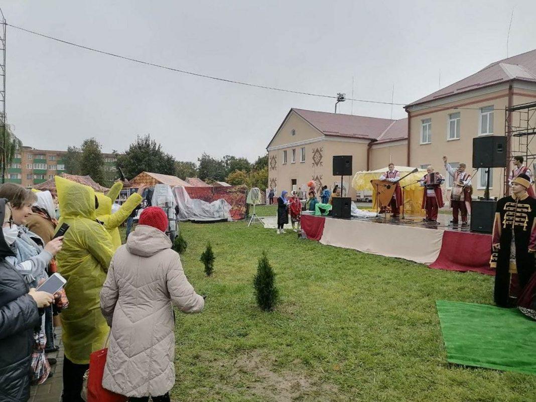 Областные «Дажынкі-2021» принимает Копыль (фото)