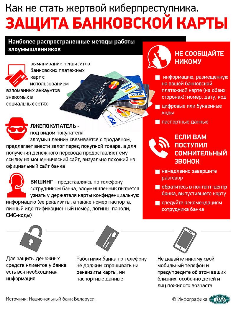 Кібермахляры па-ранейшаму крадуць грошы: з карт-рахунку жанчыны знікла больш за 4 тысячы рублёў